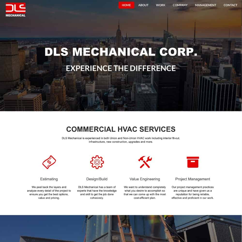DLS Mechanical