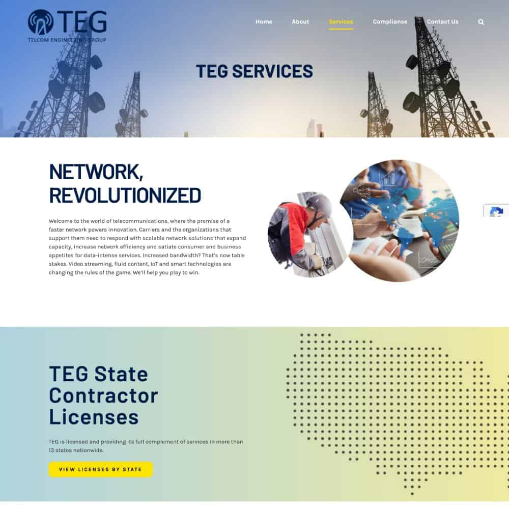 TEG Services New